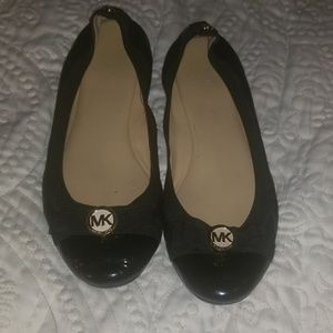 Michael Kors Black Ballet Shoes 7M